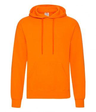 Fruit Loom Hooded Sweatshirt Orange XXL (SS14 ORA XXL)