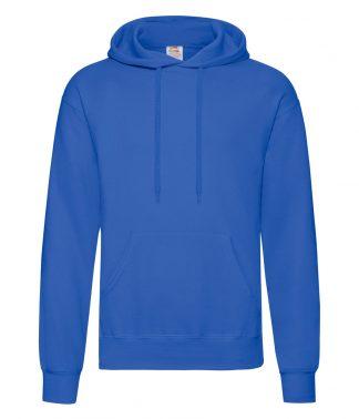 Fruit Loom Hooded Sweatshirt Royal 3XL (SS14 ROY 3XL)