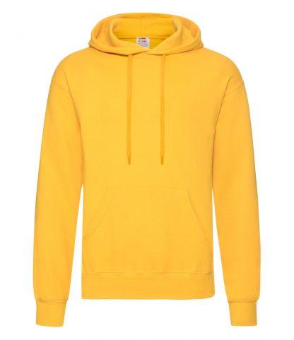 Fruit Loom Hooded Sweatshirt Sunflower XXL (SS14 SUN XXL)