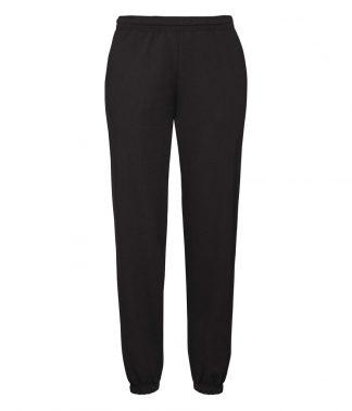 Fruit Loom Jog Pants Black 3XL (SS15 BLK 3XL)
