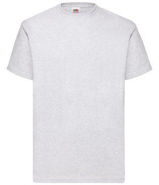 Fruit Loom Value T-Shirt Ash 3XL (SS6 ASH 3XL)