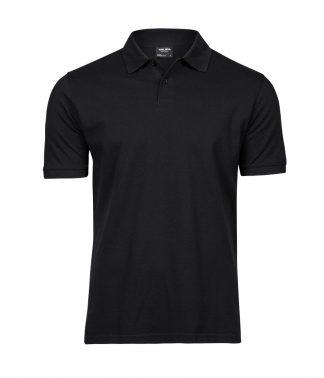 Tee Jays Heavy Polo Black 5XL (T1400 BLK 5XL)