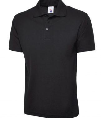 Uneek Classic Poloshirt - Black