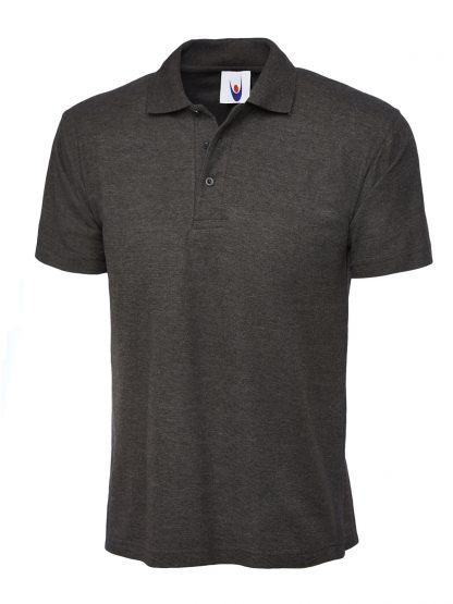 Uneek Classic Poloshirt - Charcoal