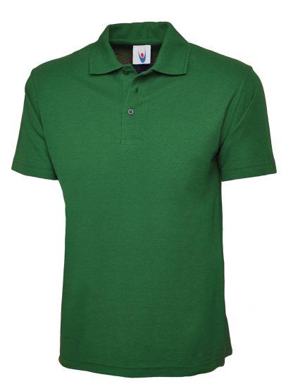 Uneek Classic Poloshirt - Kelly Green