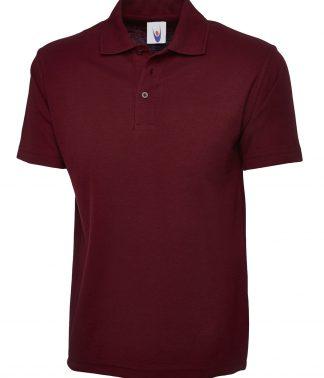 Uneek Classic Poloshirt - Maroon