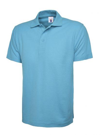 Uneek Classic Poloshirt - Sky