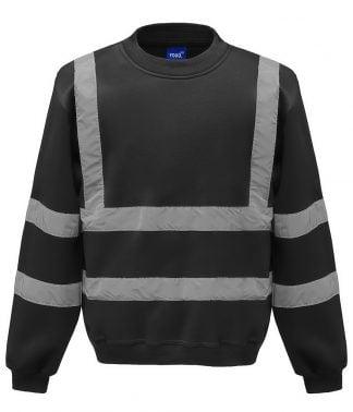 Yoko Sweatshirt Black 3XL (YK030 BLK 3XL)