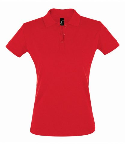 SOLS Ladies Perfect Polo Red 3XL (11347 RED 3XL)