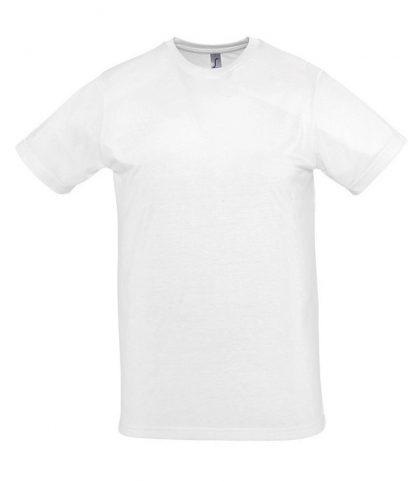 SOLS Sublima T-Shirt White XXL (11775 WHI XXL)