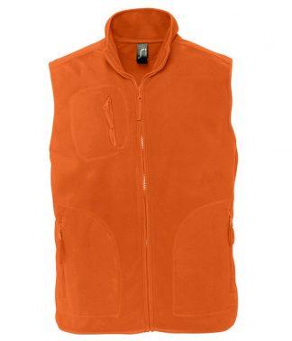 SOLS Norway Fleece B/warmer Orange 3XL (51000 ORA 3XL)