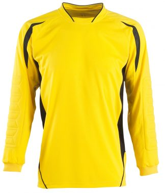 SOLS Azteca GK Shirt Lemon/black XXL (90208 L/BLK XXL)
