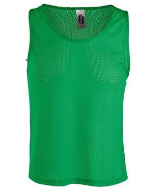 SOLS Anfield Bib Bright Green XL (90210 BGN XL)
